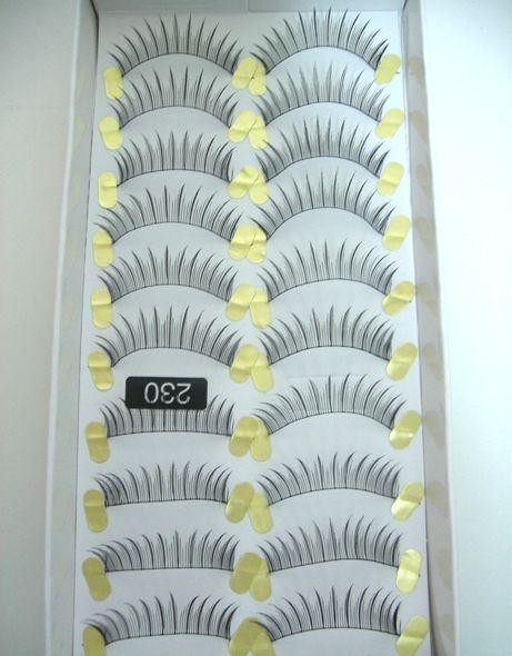 5da26bf7f14 Stella Eyelash - Taiwan Handmade Fake Eyelashes #230 (10 pairs)