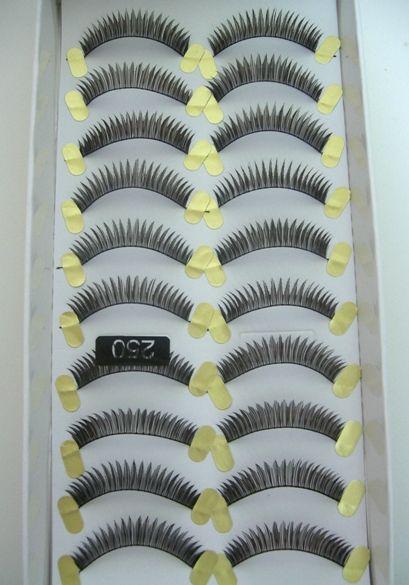 850fe6a4cf2 Stella Eyelash - Taiwan Handmade Fake Eyelashes #250 (10 pairs)