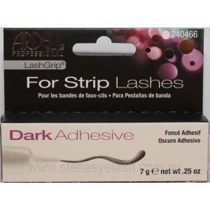 Ardell LashGrip Adhesive for Strip Lashes (Dark) 7g
