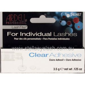 Ardell LashTite Adhesive for Individual Lashes (Clear) 3.5g