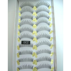 Jaymay Handmade Fake Eyelashes #230 (10 pairs)