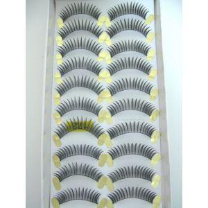 Jaymay Handmade Fake Eyelashes #172 (10 pairs)