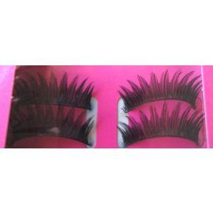 Chanti Handmade Fake Eyelashes #120 (10 pairs)