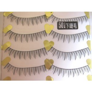 Jaymay Handmade False Under Eyelashes #501 (10 pairs)